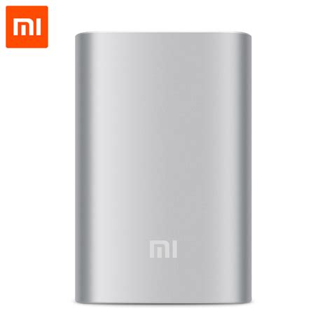 Powerbank Original 100 original xiaomi power bank 10000mah powerbank 18650