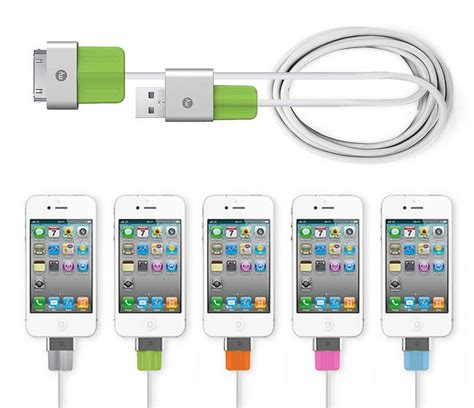 My Saver by Mysaver Stops Your Iphone And Ipod Cable From