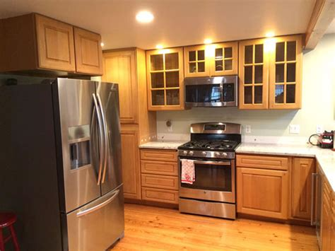 professional kitchen cabinet painters sound finish cabinet painting refinishing seattle