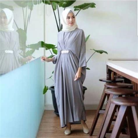 Dress Kaftan Terbaru baju dress gamis kaftan model terbaru ryn fashion