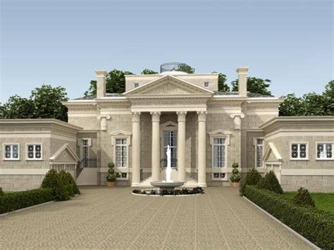 villa home plans villa 6018 3 bedrooms and 3 5 baths the house designers