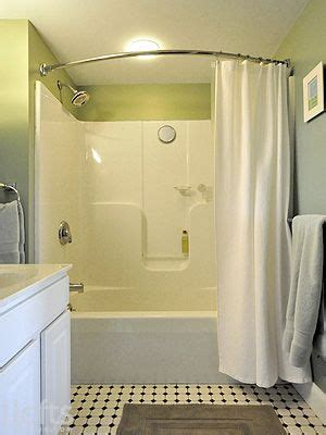 Durable, low maintenance, inexpensive bathroom: one piece
