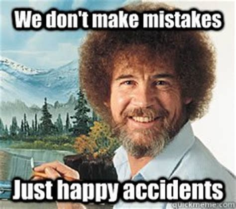 bob ross painting mistakes bob ross s birthday celebration happybday to