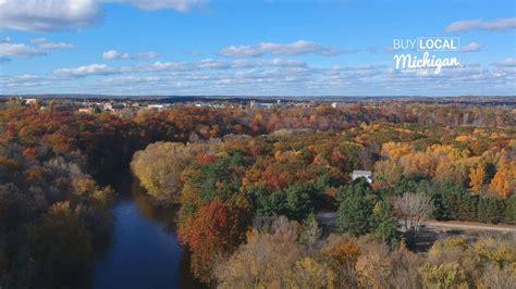 michigan color tour michigan aerial fall color tour buy local michigan 365