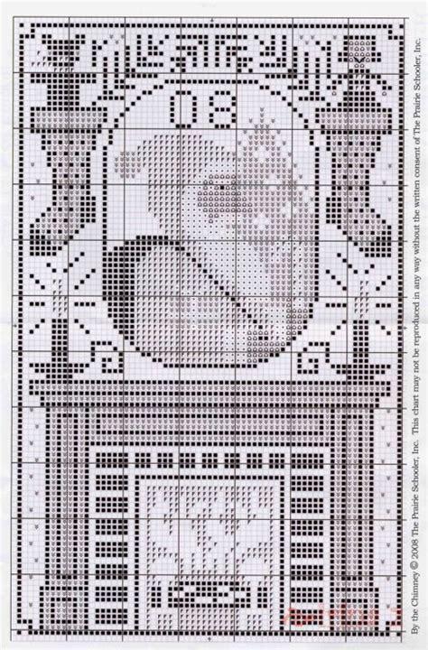 santa chart com santa collection 2 2 santa 2008 design 2 chart prairie schooler charts