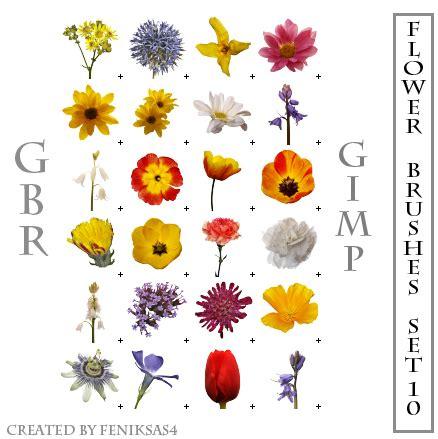 flower pattern gimp gimp favourites by kantessa on deviantart