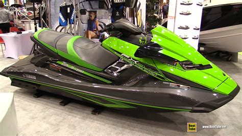 yamaha boats montreal 2016 yamaha fx svho jet ski walkaround 2016 montreal