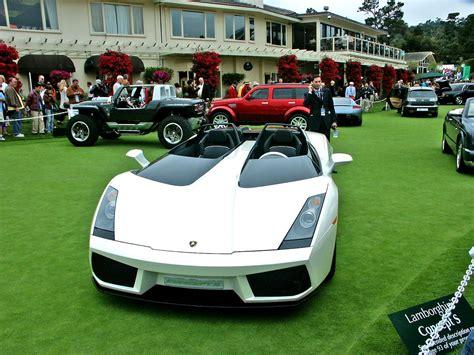 Lamborghini Concept S Concept Cars Lamborghini Concept S