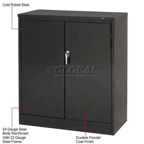 High Point Metal Cupboard Granada Afsldg cabinets wall mount counter height tennsco counter high metal storage cabinet 1442 03