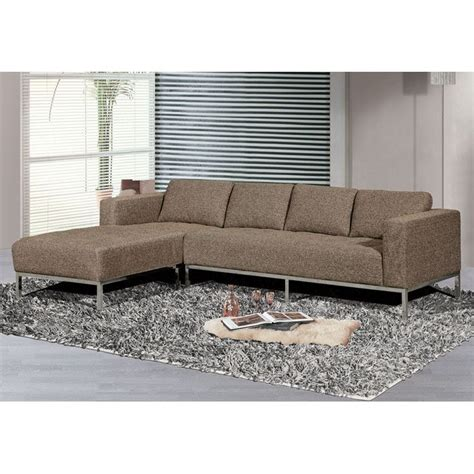 Gray Sectional Sofa With Chaise Dresden Gray Sectional Sofa With Left Facing Chaise Dcg Stores