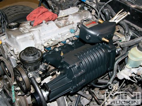 Supercharger For Toyota Tacoma Toyota Tacoma Supercharger Kit Autos Post