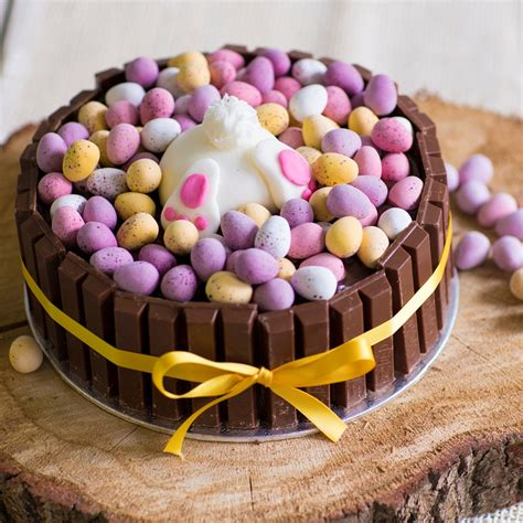 easter chocolate ultimate easter chocolate cake baking mad