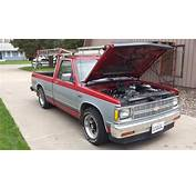 Fast Plumber 1986 Chevrolet S10 With Blown LS1 And 6