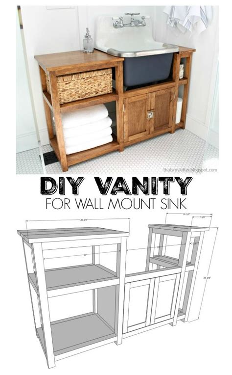 bathroom vanity plans woodworking 17 best images about woodworking plans on pinterest