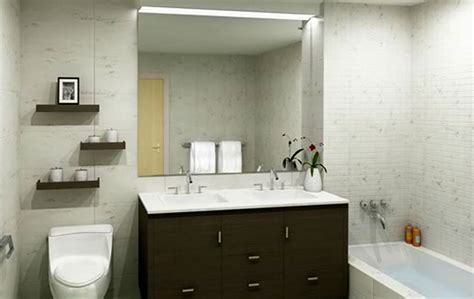 Modern Bathroom Design Nyc Modern Luxury Bathroom Residential Apartment Interior