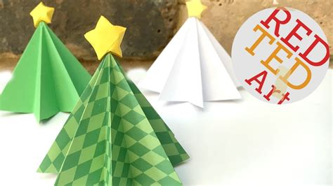 3d Decorations To Make Out Of Paper - origami tree diy 3d paper diys