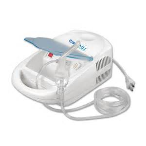 steam machine for breathing mabis compmist compressor nebulizer system