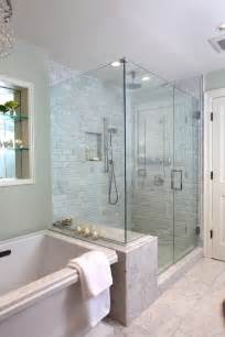 Bathroom Glass Shower Ideas frameless glass walk in shower glass enclosure