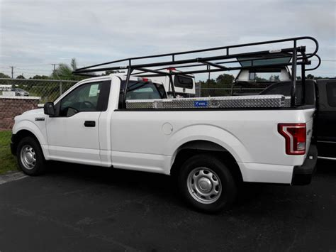 Ladder Rack For F150 by Ford F150 Rack It Truck Ladder Racks Of Florida New