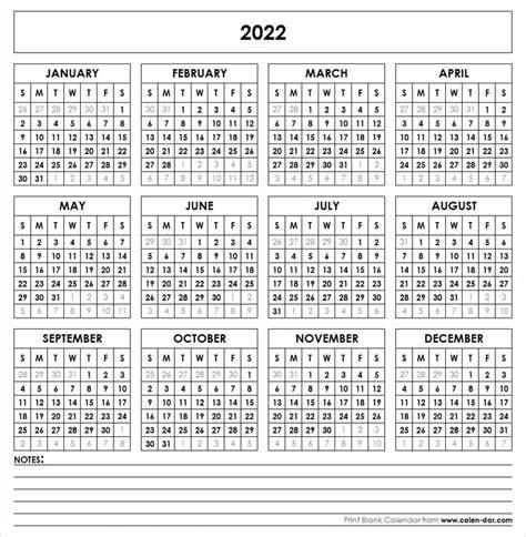 blank  printable calendar template  yearly calendar template printable yearly calendar