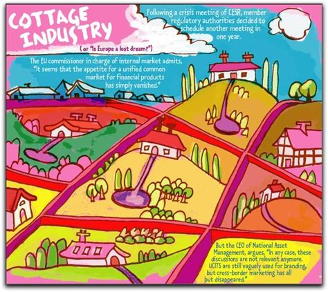 Exles Cottage Industry by Information Graphics Alphachimp