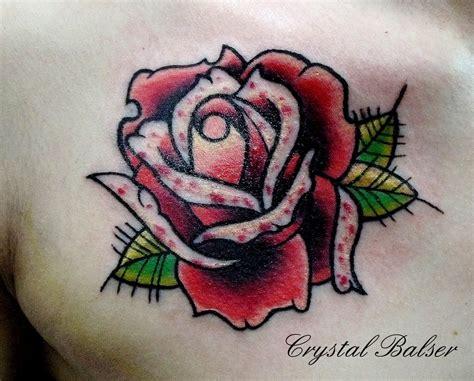 tattoo old school rose significato old school rose tattoo by iateallmypaste on deviantart