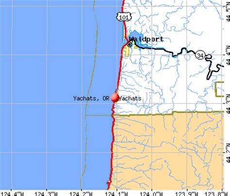 map of yachats oregon coast yachats oregon or 97498 profile population maps real