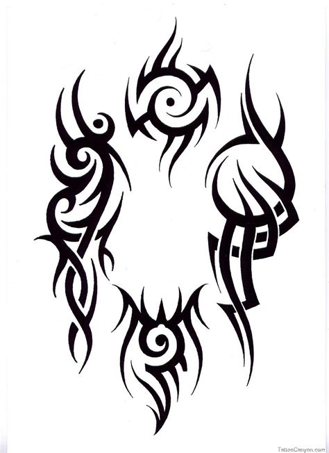 tribal reaper tattoo designs tribal grim reaper designs clipart best