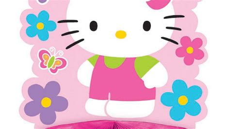 wallpaper hitam hello kitty hello kitty desktop backgrounds wallpapers wallpaper cave