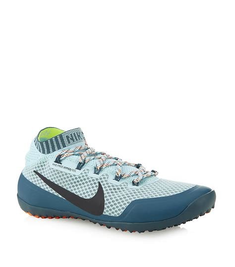 free running shoes nike free hyperfeel running shoes in blue lyst