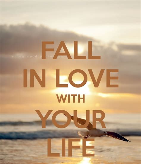 Fall In With Falling In by Fall In With Your Poster Susan Keep Calm O Matic