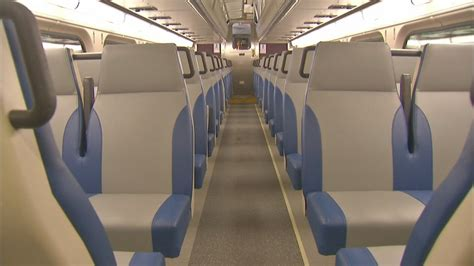 car upholstery chicago metra train cars getting new seat design abc7chicago com