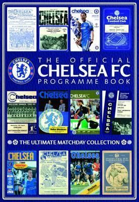the official chelsea fc programme book chelsea f c