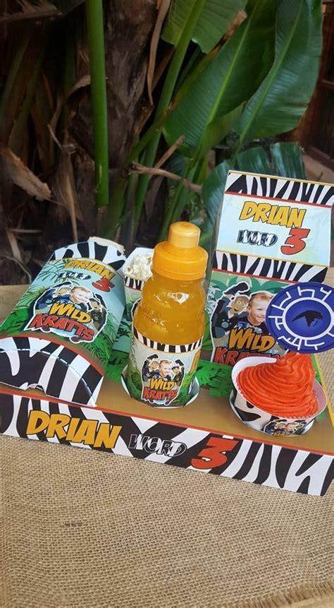 themed party supplies johannesburg wild kratts party supplies decor gauteng mpumalanga