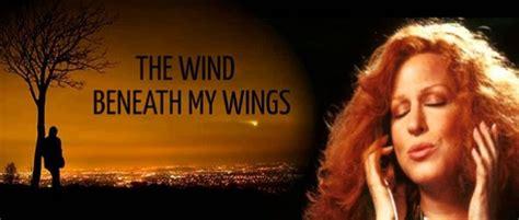 bette midler wind beneath my wings mangore guitars bette midler quot the wind