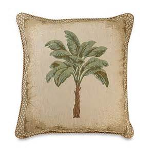 buy palm grove 26 inch european square pillow from bed