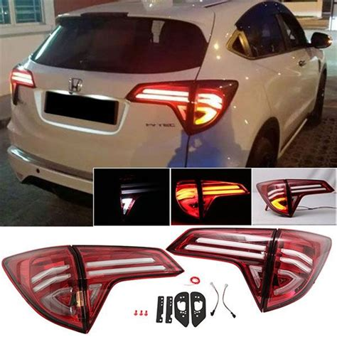 buy honda hrv vezel xrv    led light bar tail lamp light