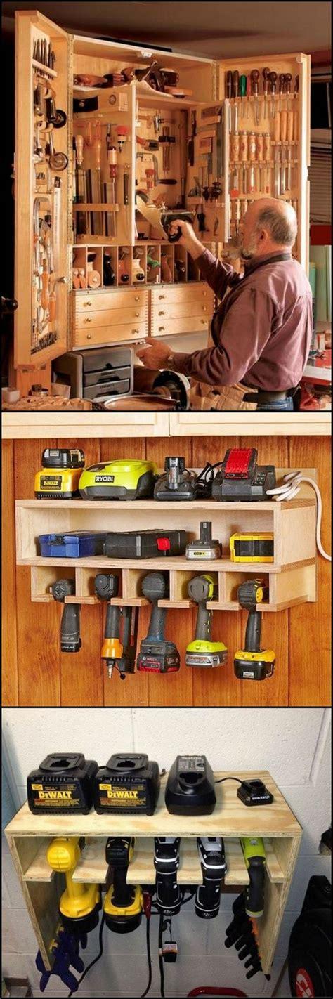 11 Clever Diy Garage Storage Ideas Best 25 Tool Storage Cabinets Ideas On Tool