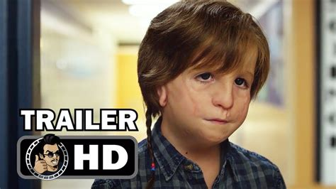 boy actor movie wonder wonder trailer 1 2017 julia roberts jacob tremblay