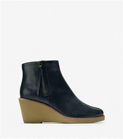 cole haan waterproof boots s lyst cole haan auden waterproof boot 70mm in black