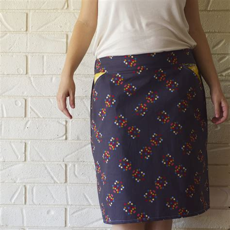 explorer skirt a womens skirt pdf sewing pattern
