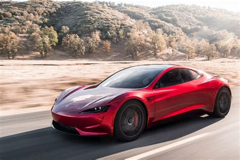tesla supercar the tesla roadster will start at 200 000 the verge