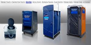 portable toilet products and services porta potty
