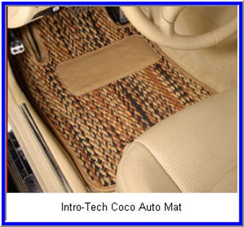 Coco Auto Mats by Automotive Floor Mats Made From Coconut Husks