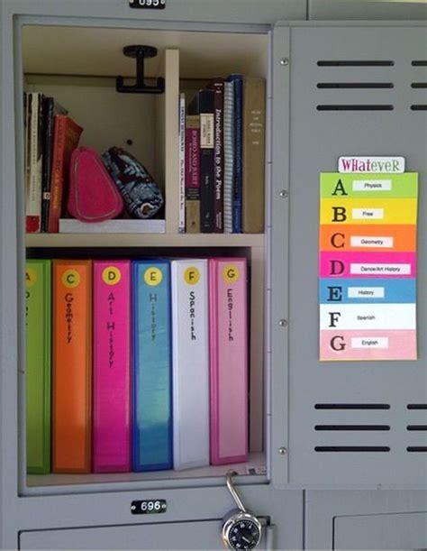 back to school bookcase organizer