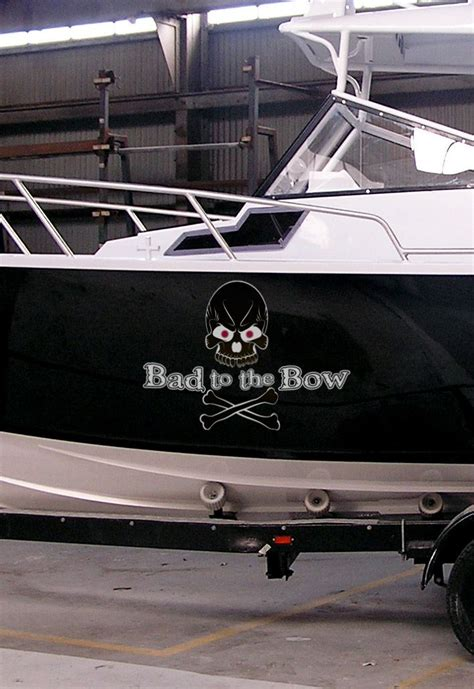 bad boat names clever boat names we wish we d thought of cottage life