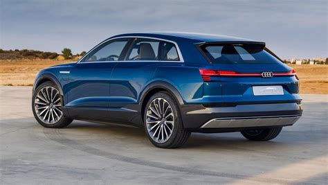 Audi Q 6 by Audi Q6 H Concept To Debut In Detroit Report