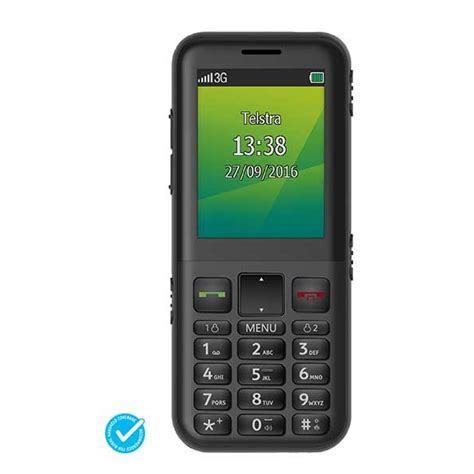 my telstra mobile buy cheap telstra easycall 4 pre paid mobile phone black