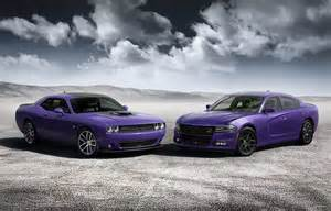 2016 dodge challenger and charger go plum