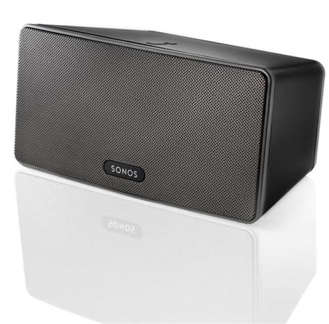 Multi Player Audio review sonos play 3 multi room audio player
